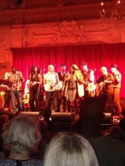 Sounding Out band play Bush Hall