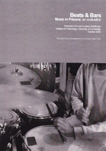 Beats and Bars evaluation, Institute of Criminology, University of Cambridge