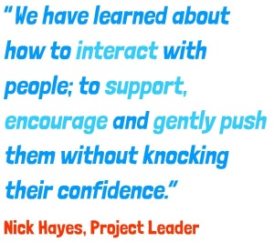 Nick Hayes quote