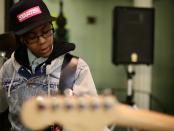 Making Tracks guitar practice