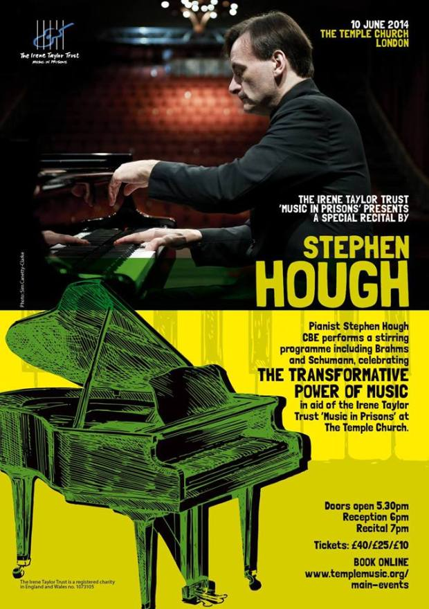 Stephen Hough recital
