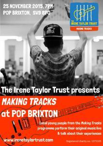 Making Tracks invite