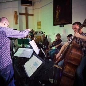 A Bigger Sound - MiP Nick conducts RPO ensemble