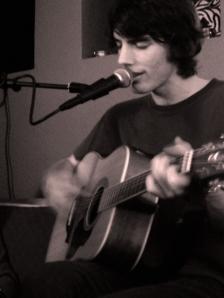 James Dey guitar