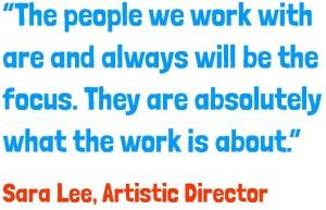 Sara Lee quote