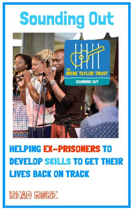 Sounding Out: Helping ex-prisoners to develop the skills needed to get their lives back on track