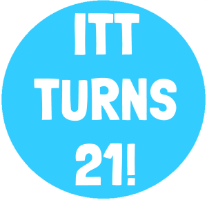 ITT turns 21 button2