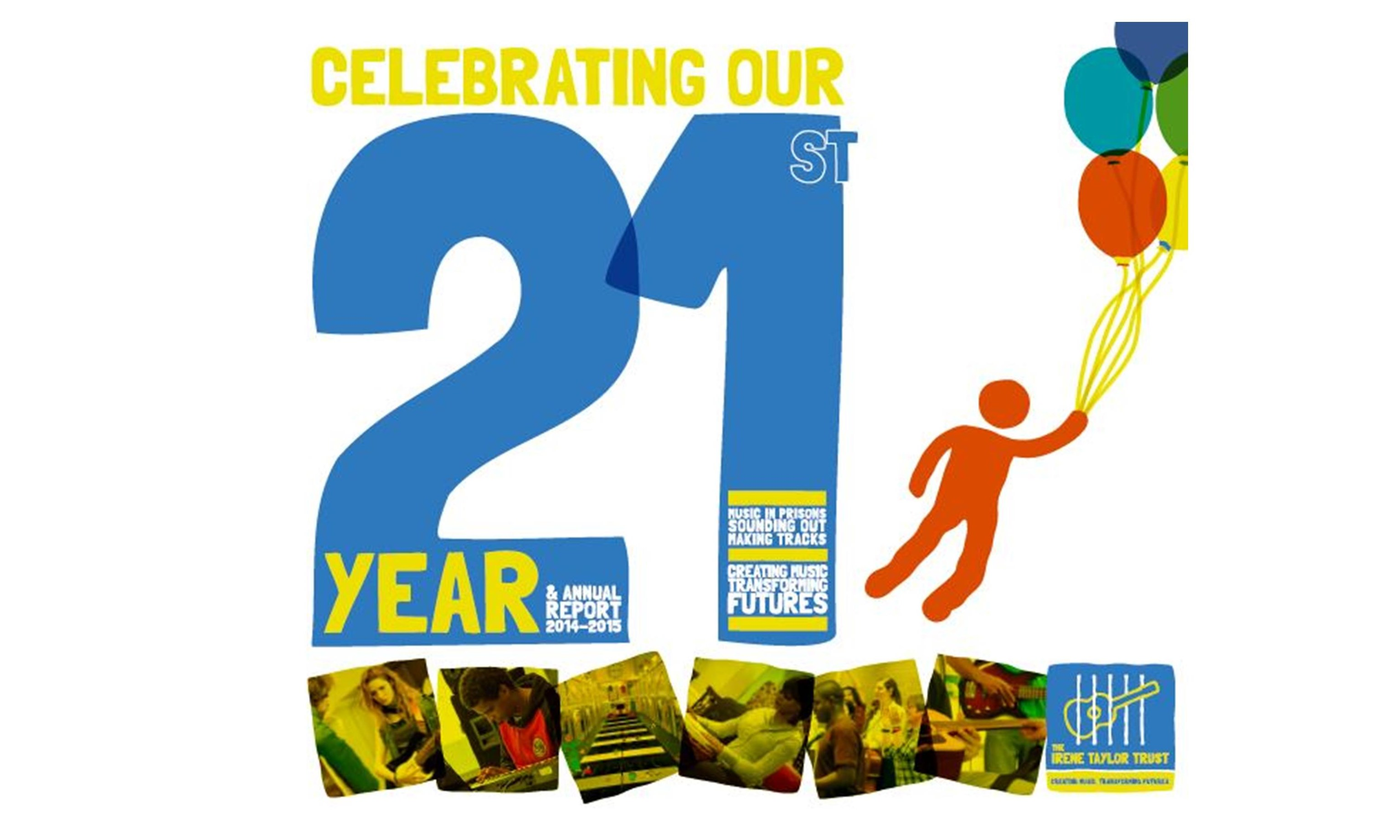 Special 21st Year Annual Report 2014 15