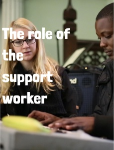 The role of the support worker
