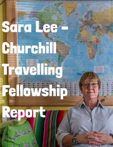 Sara Lee Churchill report