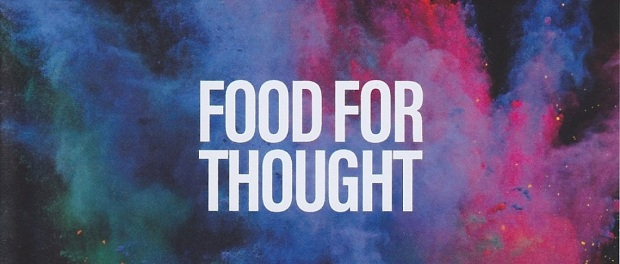 Food for Thought album artwork