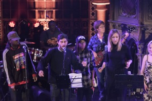 Making Tracks alumni perform at Union Chapel