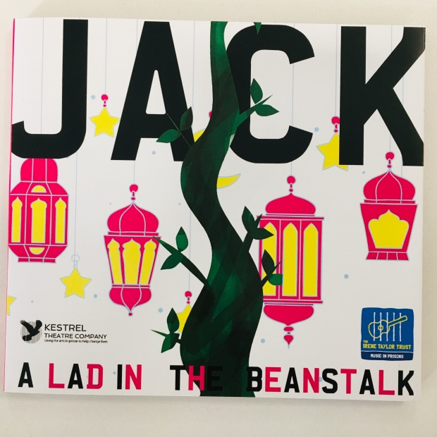 Jack - a lad in the beanstalk