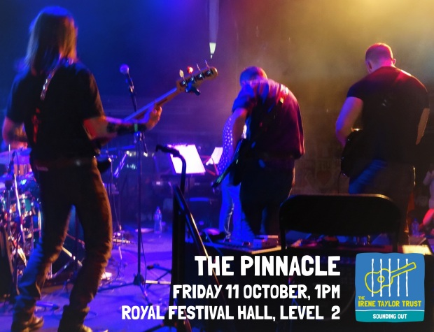 The Pinnacle at RFH 11.10.19