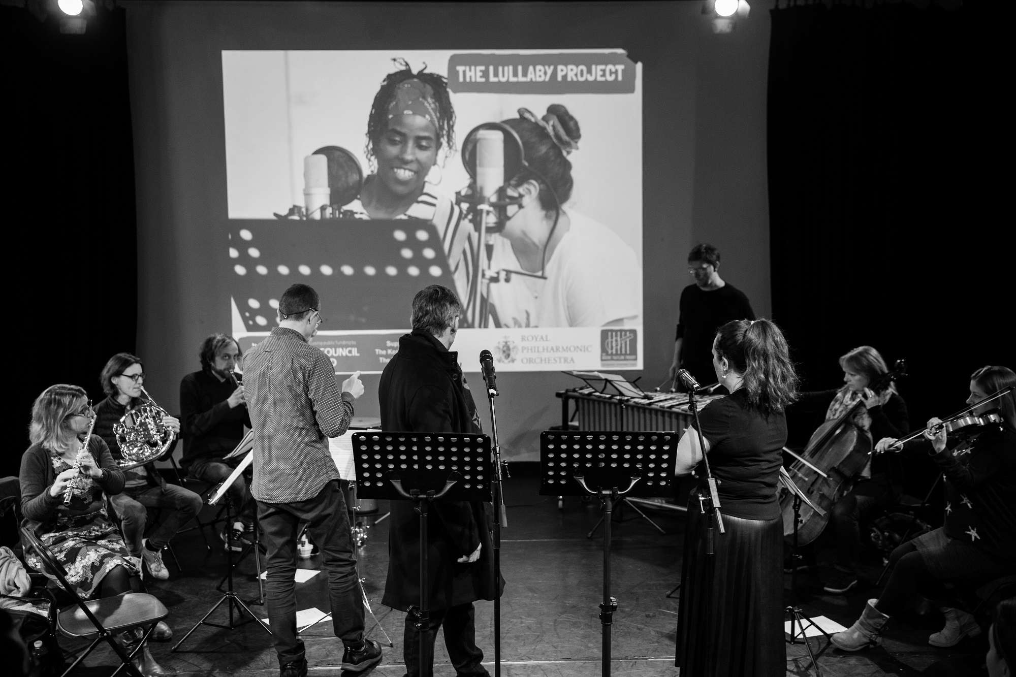 6 Lullaby Project photo by TraceyAnderson