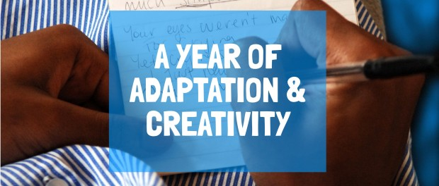 a year of adaptation